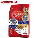 ビューティープロ 猫下部尿路の健康維持 1歳から フィッシュ味 室内猫用 1.4kg(280g×5袋)【楽天24】【あす楽対応】[BEAUTY pro(ビューティプロ) キャットフード]