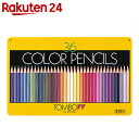 トンボ鉛筆 色鉛筆 36色 CB-NQ36C【楽天24】[トンボ鉛筆 色鉛筆]