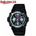カシオ 腕時計 G-SHOCK ソーラー 電波時計 MULTI BAND 6 メンズ AWG-M100-1AJF【楽天24】【あす楽対応】[G-SHOCK(Gショック) スポーツウォッチ]