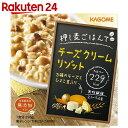 カゴメ 押し麦ごはんでチーズクリームリゾット 250g×6個【楽天24】【あす楽対応】【ケース販売】[押し麦ごはんでシリーズ 押麦(押し麦)]