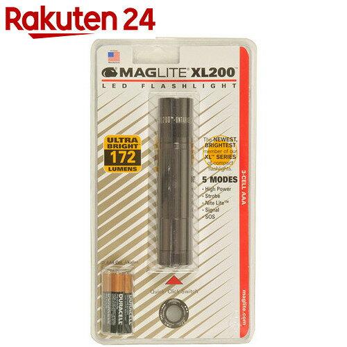 マグライトLED XL200