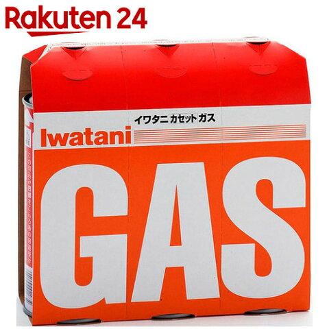 イワタニ カセットガス(カセットボンベ) オレンジ 16パック(48本) CB-250-OR【イチオシ】