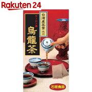 石垣食品 烏龍茶 台湾産茶葉使用 75.6g(4.2g×18袋)