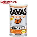 ザバス ウェイトアップ バナナ味 420g【楽天24】[ザバス(SAVAS) ホエイプロテイン]