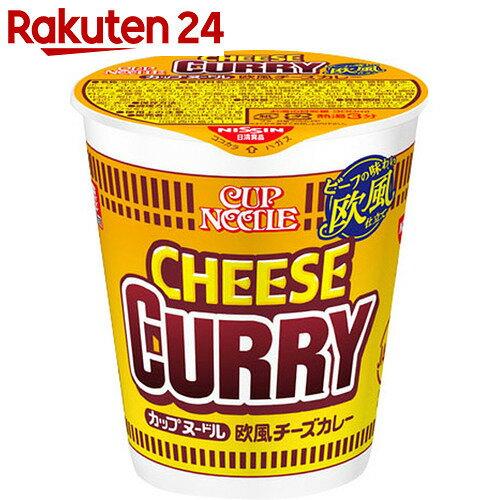 日清 カップヌードル 欧風チーズカレー 20個入り