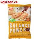 バランスパワー トーストココナッツ味 6袋(12本)【楽天24】[バランスパワー ビスケット・クッキー(バランス栄養食品)]