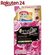 香りつづくトップ アロマプラス 華やかなピンクローズの香り つめかえ用 320g