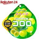 UHA味覚糖 コロロ マスカット 40g×6袋【楽天24】[UHA味覚糖 グミ]