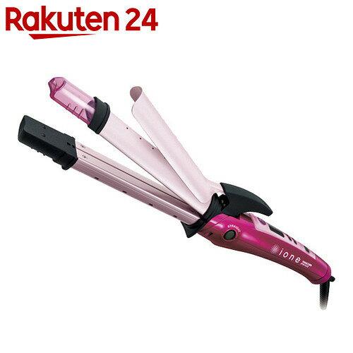 テスコム マイナスイオン2WAYスチームヘアアイロン 32mm IPW1632-P ピンク