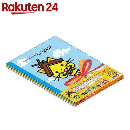 ナカバヤシ しまねっこロジカルノート B5 A罫(7mm) 5冊パック ノS-96A-5P…...:rakuten24:10431961