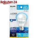 エルパ(ELPA) LED電球 ミニクリプトン球型 25W形 E17 昼光色 LDA4D-H-E17-G406【楽天24】[ELPA(エルパ) LED電球]