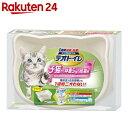 1週間消臭・抗菌デオトイレ 子猫から体重5kgの成猫用【楽天24】【あす楽対応】[デオトイレ システムトイレ容器(猫用)]