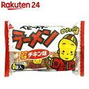 おやつカンパニー ベビースターラーメン コクうまチキン味 ピーナッツ入り 162g(6袋入)×12袋