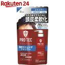 PRO TEC(プロテク) 頭皮ストレッチ シャンプー つめかえ用 230g【イチオシ】