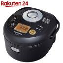 パナソニック IHジャー炊飯器(3合炊き) SR-KB055-K(ブラック)【楽天24】[パナソニック IH炊飯器]