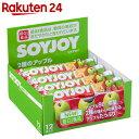 SOYJOY(ソイジョイ) 2種のアップル 30g×12本【...