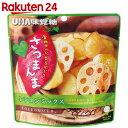 UHA味覚糖 さつまんまレンコンミックス 55g×12袋【楽天24】【ケース販売】[UHA味覚糖 スナック菓子]