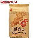 ブルボン 豆乳のウエハース 2枚×8袋×6個
