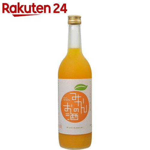 国盛 みかんのお酒 7% 720ml