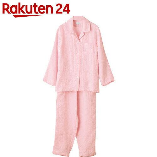マシュマロガーゼ レディスパジャマ ピンク RP...の商品画像