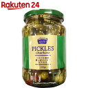 韓國泡菜, 醃菜, 酸梅 - 成城石井 ピクルス ガーキンス 370g【楽天24】