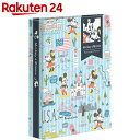 1PKポケットアルバム 溶着式/KG判1段ポケット台紙 ディズニー ミッキー ミニー 1PK-40-7-1
