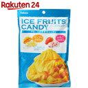 カバヤ ICE FRUITS CANDY 80g×6袋【楽天24】【ケース販売】