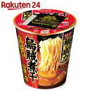 明星 麺の底力 烏賊煮干醤油 88g×12個【楽天24】【ケース販売】