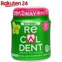 リカルデント グリーンミント ボトルR 140g【楽天24】【あす楽対応】[リカルデント 歯を丈夫で健康に]