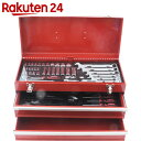 E-Value 整備工具セット 82アイテム EST-820R【楽天24】[E-Value 工具セット]