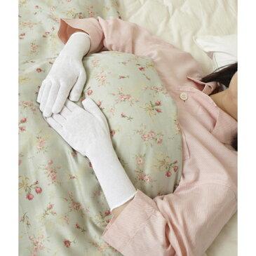 ファミリー 手肌ケア手袋 フリーサイズ ホワイト 1双