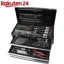 SK11 整備工具セット ブラック SST-16133BK【楽...