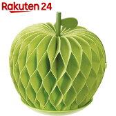 Rocca(ロッカ) 紙の加湿器 リンゴ グリーン RC-KP1604GR【楽天24】【あす楽対応】