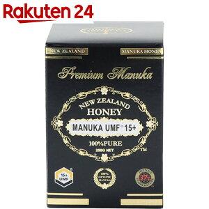 ハニージャパン マヌカハニーUMF15+ 250g