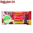 UHA味覚糖 HAPPYデーツ チョコブラウニー味 4本入×10袋