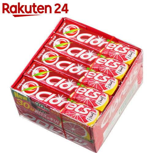 モンデリーズ・ジャパン クロレッツXP ピンクグレープフルーツミント 14粒×20個【楽天24】