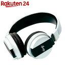 Bluetooth ヘッドホン JL-BT-001 ホワイト KK-00336WH【楽天24】[ピーナッツクラブ ヘッドホン・イヤホン]