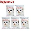 ペパーレット カタピー 8L×5個【楽天24】【ケース販売】[ペパーレット 猫砂・ネコ砂(紙・パルプ)]【pet5】