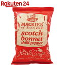 マッキーズ ポテトチップス スコッチボネットチリペッパー 40g×24袋