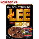 【企画品】ビーフカレーLEE(リー) 辛さ30倍 180g