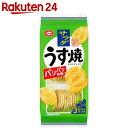 【ケース販売】亀田製菓 サラダうす焼 85g×12袋入