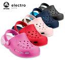 クロックス crocs  エレクトロ electro 【販 売:F a m s h o e】【税込3900円以上で送料無料】【あす楽対応】【10P14Jan11】