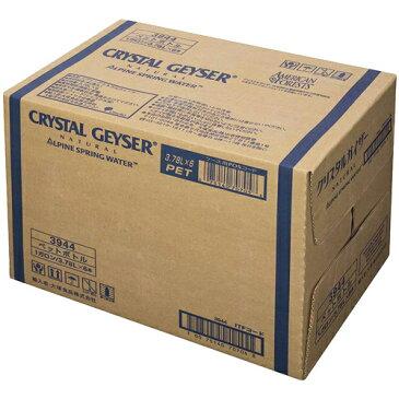 クリスタルガイザー ミネラルウォーター ガロンサイズ 3.78L×6本(正規輸入品)【イチオシ】【stamp_cp】【stamp_007】