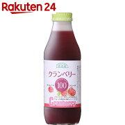 マルカイ 順造選 クランベリー 果汁100% 500ml×12本