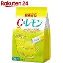 C&レモン 10袋入【楽天24】【あす楽対応】[日東紅茶 粉末飲料]