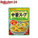 ミツカン 中華スープ かにとわかめ入り 30g