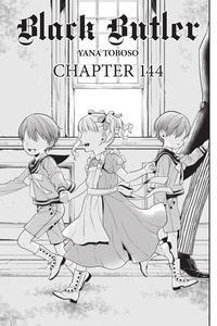 Black Butler, Chapter 144【電子書籍】[ Yana Toboso ]
