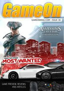 GameOn Magazine Issue 36 (October)