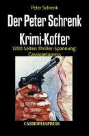 Der Peter Schrenk Krimi-Koffer