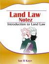 Land Law Notez